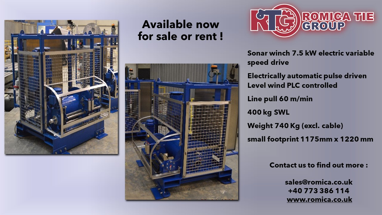 New for sale or rent